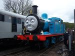 Thomas and the SiF Express by rh281285
