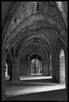 Dunfermline Palace Catacombs 3 by SCM
