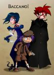 Baccano by skull-boy666
