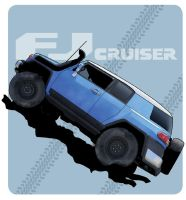 FJ Cruiser by randychen