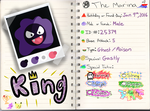 PKMNation King the Gastly [Lvl 100] by OtaPotato