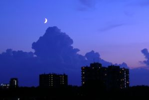 Moon shot by Beekveld
