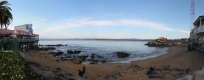 Monterey Bay Cannery row by mrwho103