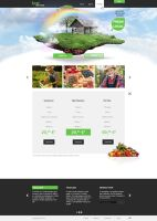 local food webdesign by ThomasWeihs