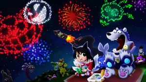 LOL: 4th of July Contest - Ahri and Voli by phsueh