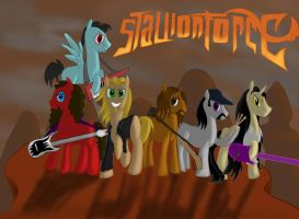 STALLIONFORCE! by fimoman