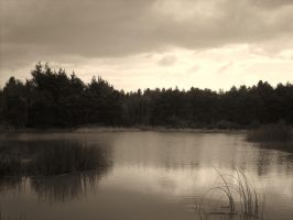 The Lake by Frater-Khaos