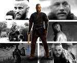 Ragnar - Vikings - GIF Cutout by Ladyhawke81