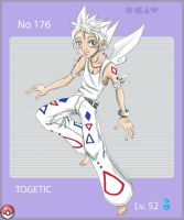 PKMN Gijinka Project: Togetic by NeoAtlantis