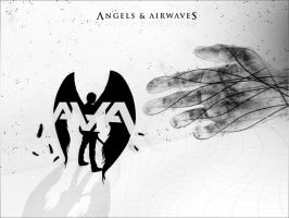 Angels And Airwaves bright by KariInlove