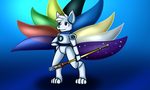 Commission - Android Prysm by Ryusuta