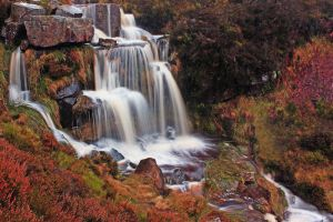 The Bronte Waterfall. by Elmik5
