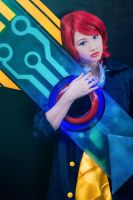 Transistor - Red by rurik0