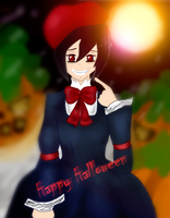 Oh so happy halloween by exile-chan