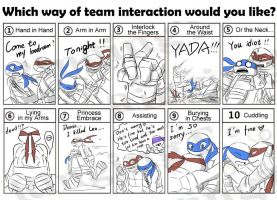 team interaction by RingingT