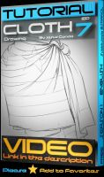 Chapter 7 How to draw Cloth by JesusAConde