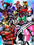 Heisei Rider by blueraven85