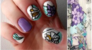 Flower Nails by kaylamckay