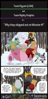 Mission 4 FAIL by Amy-the-Jigglypuff