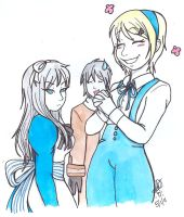 APH Meet My Family by TwinCandles