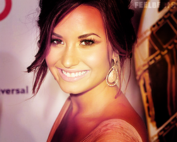 demi lovato. by feelbeats