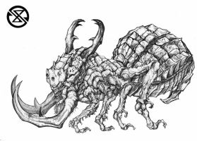 concept creature 2 by legowosnake
