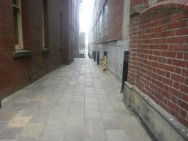 melbourne alley 3 by LuchareStock