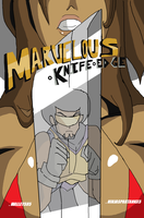 Marvelous -Knife Edge by Jhonny-Manic