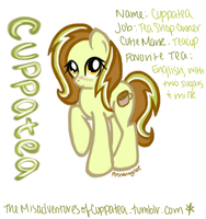 Get to Know Cuppatea 1 by perseveringrose