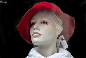 Red Hat in Bucharest - Lusty close-up series by Rikitza