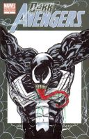 Venom sketch cover 2 by ChrisOzFulton