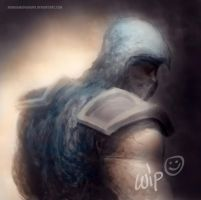 Mortal Kombat Subzero Fan Art by mohammedAgbadi