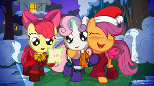 Merry Hearts Warming Eve by Rainihorn
