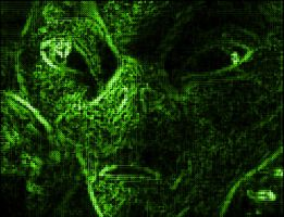 circuit board alien by thecrass1