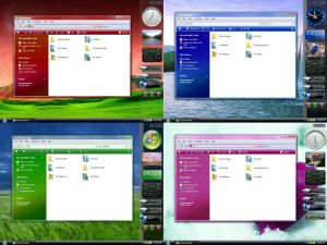 most beautiful Windows XP Themes - Download