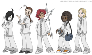 Iro Cast 2005 by thweatted