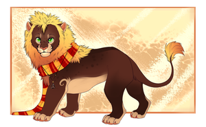 Gryffindor, we are so amazing by Maonii