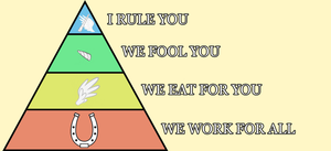 The Pyramid of Friendship by WhatTheScoots