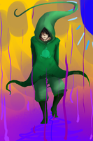 don't mind the homestuck carry on carry on by LelOrian