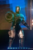 Robocop: The Future of the Law Enforcement Costume by AndreaStarchild