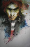 Party Poison - Gerard Way by traiAgain