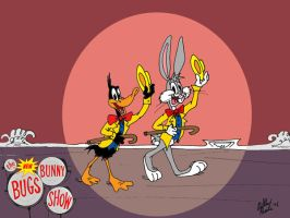 The New Bugs Bunny Show by MatthewHunter