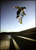 backside flip by knot-