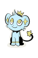 Gusmansyah's Shinx by AnySketches