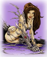 Witchblade by Enchantress2179