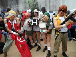 Team Metal Slug Argentina by TeamMetalSlugArg