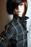 A new look by amime
