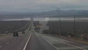 Flooding Near Las Vegas by roaklin