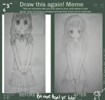 Draw It Again Meme 1 by mieille