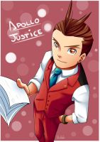 ++ Apollo Justice ++ by xSilverDragoonx
